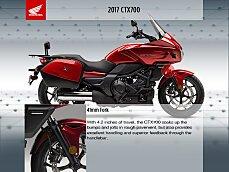 2017 Honda CTX700 for sale 200600393