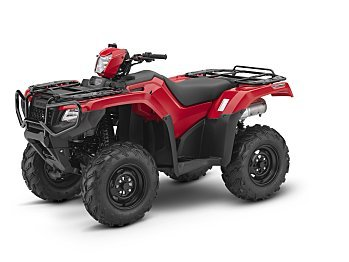 2017 Honda FourTrax Foreman Rubicon for sale 200362461