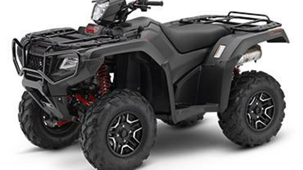 2017 Honda FourTrax Foreman Rubicon for sale 200363528