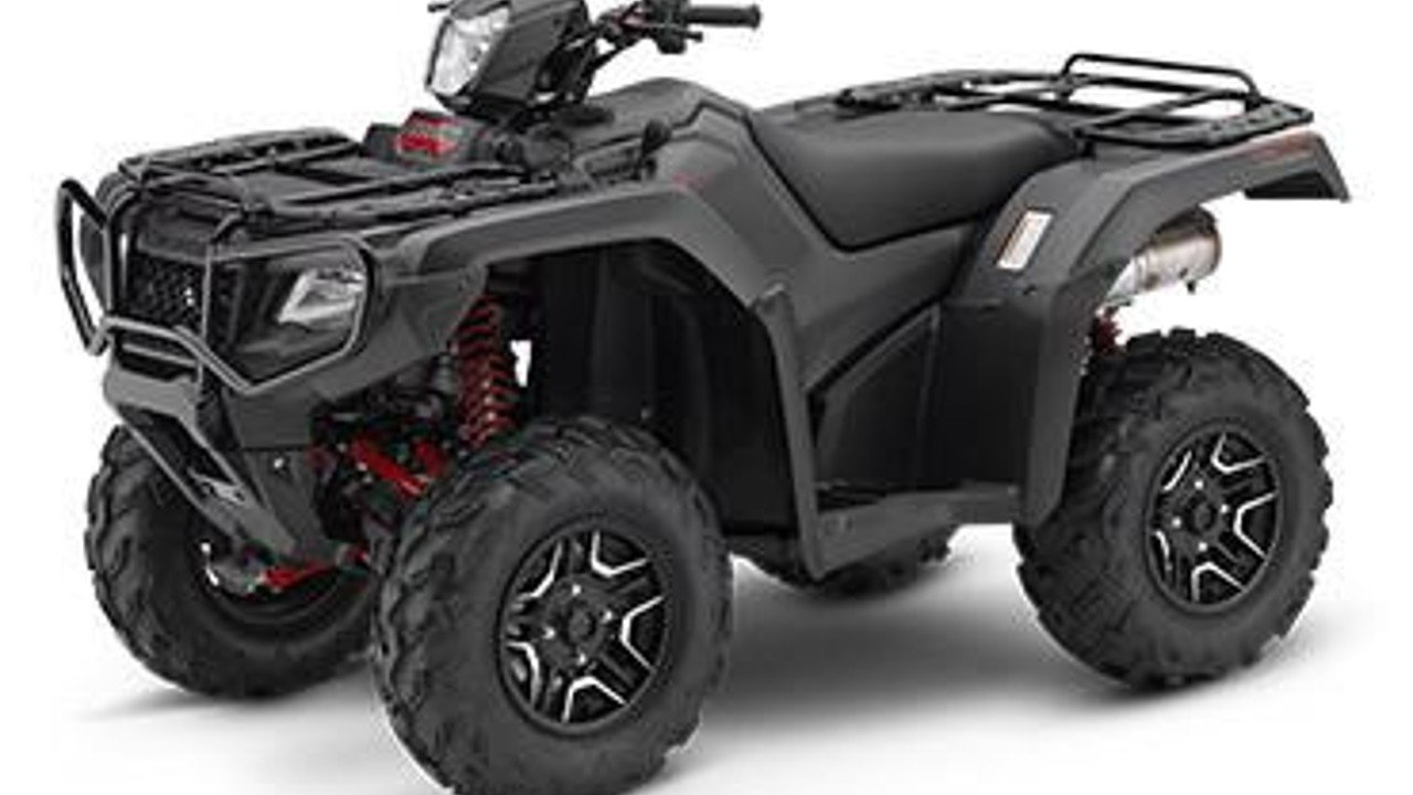 2017 Honda FourTrax Foreman Rubicon for sale 200363529