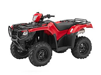 2017 Honda FourTrax Foreman Rubicon for sale 200365954