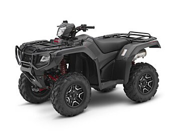 2017 Honda FourTrax Foreman Rubicon for sale 200365956