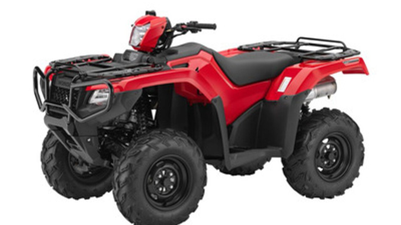 2017 Honda FourTrax Foreman Rubicon for sale 200365960