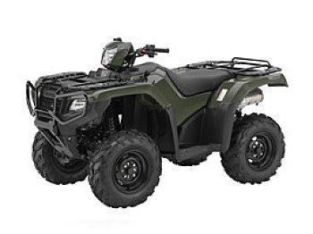 2017 Honda FourTrax Foreman Rubicon 4x4 Automatic DCT for sale 200390811
