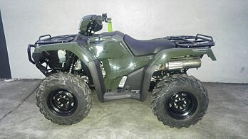 2017 Honda FourTrax Foreman Rubicon 4x4 Automatic DCT EPS for sale 200390824
