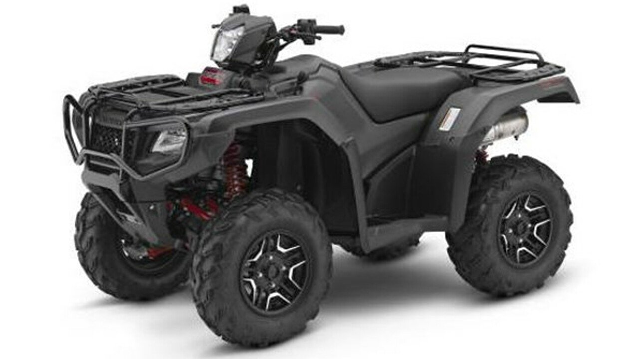 2017 Honda FourTrax Foreman Rubicon for sale 200409649