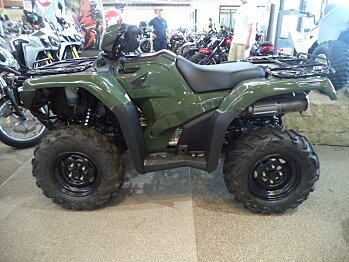 2017 Honda FourTrax Foreman Rubicon 4x4 EPS for sale 200413714