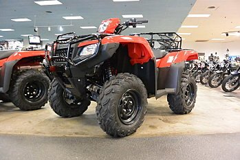 2017 Honda FourTrax Foreman Rubicon 4x4 Automatic DCT for sale 200416333