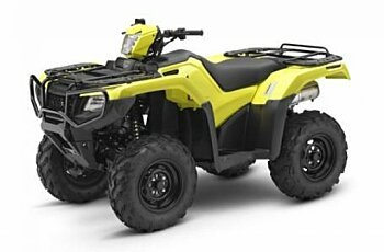 2017 Honda FourTrax Foreman Rubicon for sale 200430534