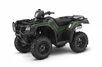 2017 Honda FourTrax Foreman Rubicon for sale 200430584