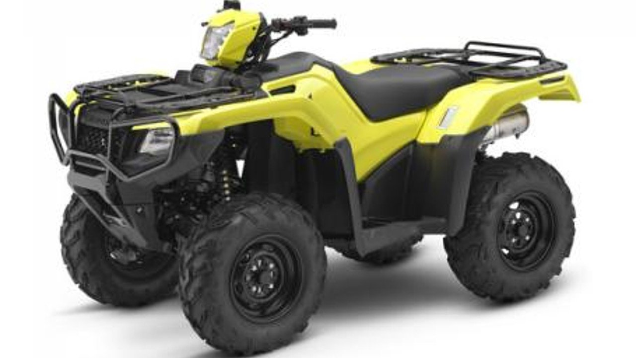 2017 Honda FourTrax Foreman Rubicon 4x4 EPS for sale 200446111