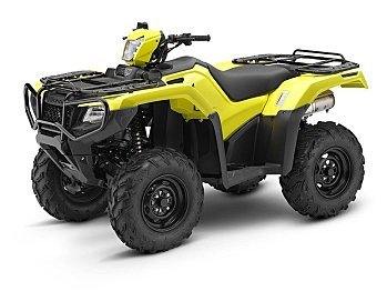 2017 Honda FourTrax Foreman Rubicon for sale 200446240