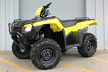 2017 Honda FourTrax Foreman Rubicon 4x4 EPS for sale 200515858