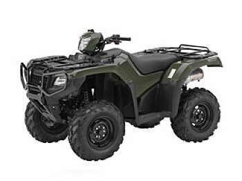 2017 Honda FourTrax Foreman Rubicon for sale 200561327