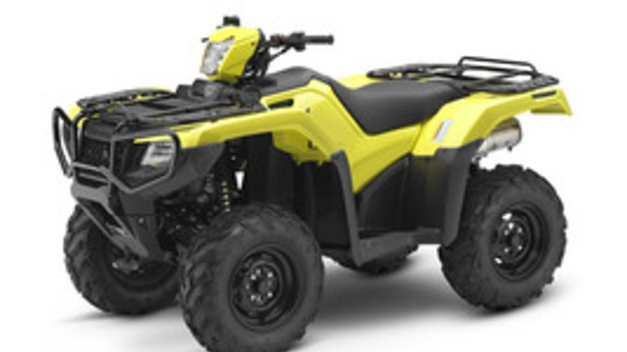 2017 Honda FourTrax Foreman Rubicon for sale 200561349