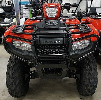 2017 Honda FourTrax Foreman Rubicon 4x4 EPS for sale 200570253