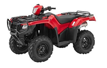 2017 Honda FourTrax Foreman Rubicon for sale 200381055