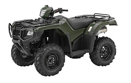 2017 Honda FourTrax Foreman Rubicon for sale 200381059