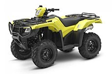 2017 Honda FourTrax Foreman Rubicon for sale 200381060