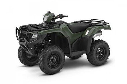 2017 Honda FourTrax Foreman Rubicon 4x4 Automatic DCT EPS for sale 200416168