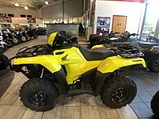 2017 Honda FourTrax Foreman Rubicon 4x4 EPS for sale 200426012