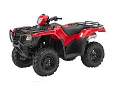 2017 Honda FourTrax Foreman Rubicon for sale 200458022