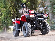 2017 Honda FourTrax Foreman Rubicon for sale 200458879