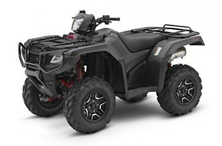 2017 Honda FourTrax Foreman Rubicon 4x4 Auto DCT EPS Deluxe for sale 200464478