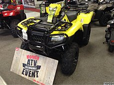 2017 Honda FourTrax Foreman Rubicon for sale 200501796