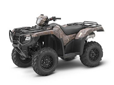 2017 Honda FourTrax Foreman Rubicon for sale 200501974