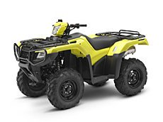 2017 Honda FourTrax Foreman Rubicon for sale 200501987