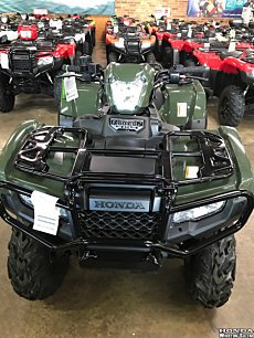 2017 Honda FourTrax Foreman Rubicon for sale 200501988