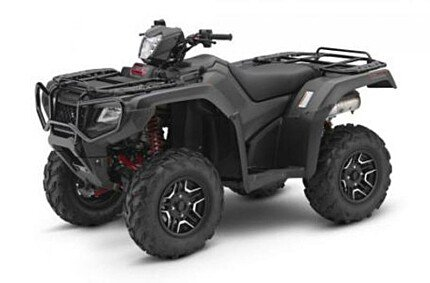 2017 Honda FourTrax Foreman Rubicon for sale 200502015