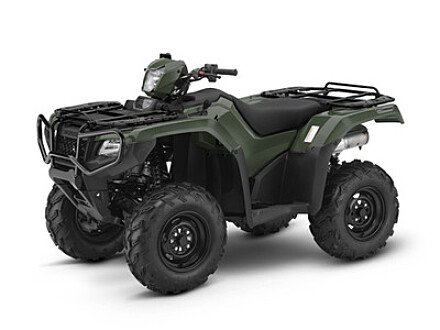 2017 Honda FourTrax Foreman Rubicon for sale 200521144