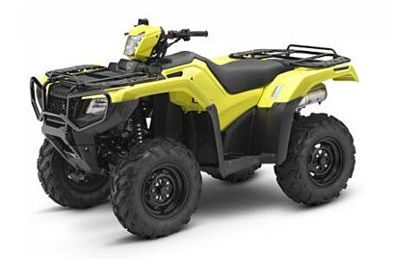 2017 Honda FourTrax Foreman Rubicon 4x4 EPS for sale 200584635