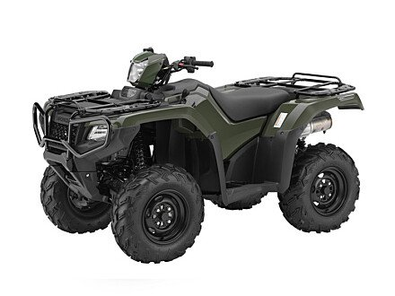 2017 Honda FourTrax Foreman Rubicon 4x4 Automatic DCT for sale 200604810