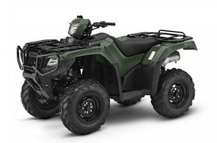 2017 Honda FourTrax Foreman Rubicon for sale 200608514