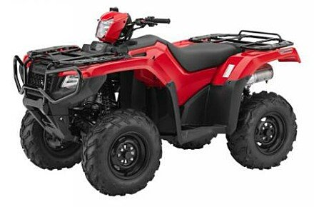 2017 Honda FourTrax Foreman Rubicon for sale 200608635