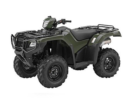 2017 Honda FourTrax Foreman Rubicon for sale 200618207