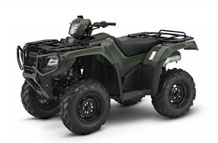 2017 Honda FourTrax Foreman Rubicon 4x4 EPS for sale 200643827