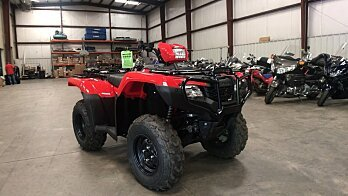 2017 Honda FourTrax Foreman 4x4 for sale 200403411