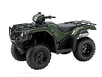 2017 Honda FourTrax Foreman for sale 200447509