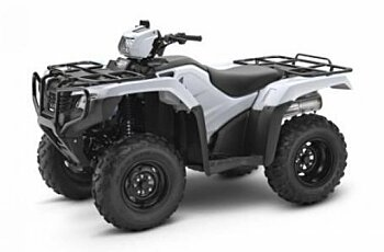 2017 Honda FourTrax Foreman for sale 200450885