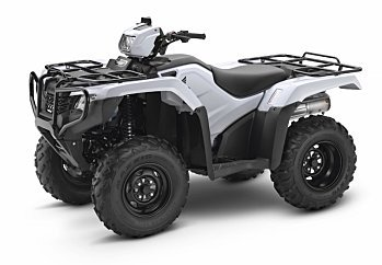 2017 Honda FourTrax Foreman for sale 200458017