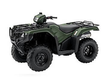 2017 Honda FourTrax Foreman for sale 200463910