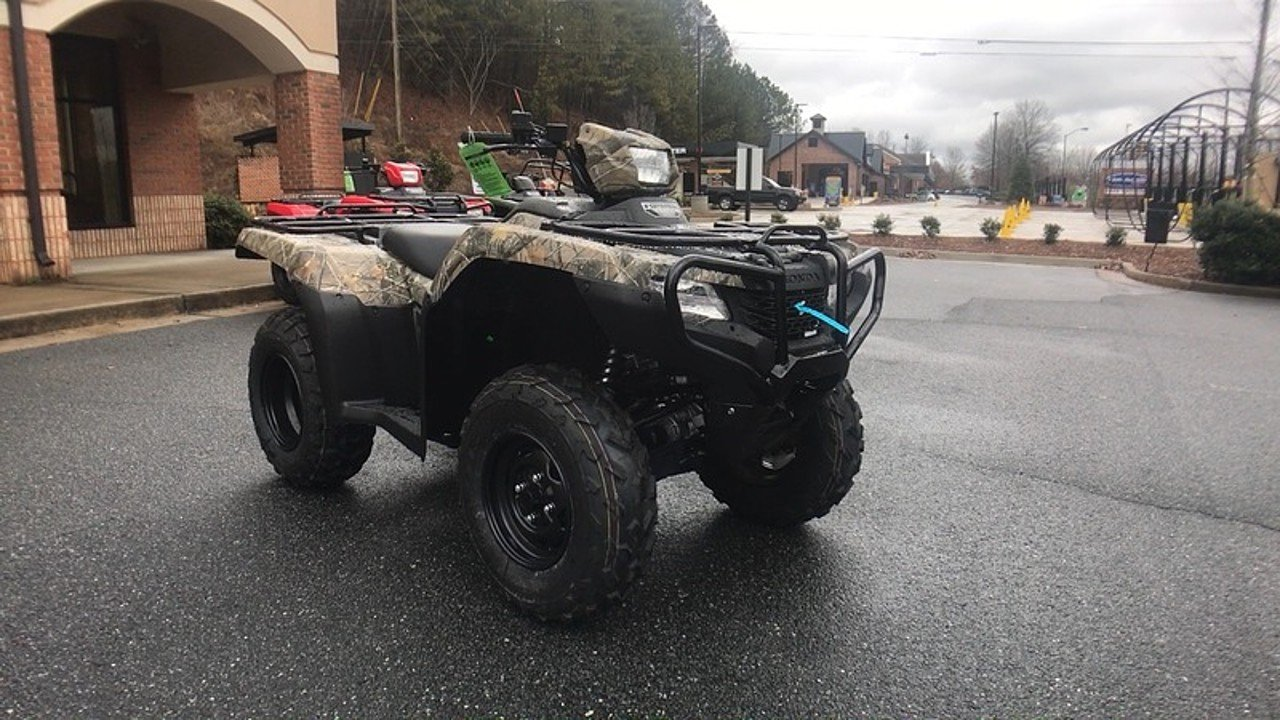 2017 Honda FourTrax Foreman 4x4 ES EPS for sale 200513927