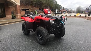 2017 Honda FourTrax Foreman 4x4 ES EPS for sale 200513928