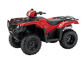 2017 Honda FourTrax Foreman for sale 200561333