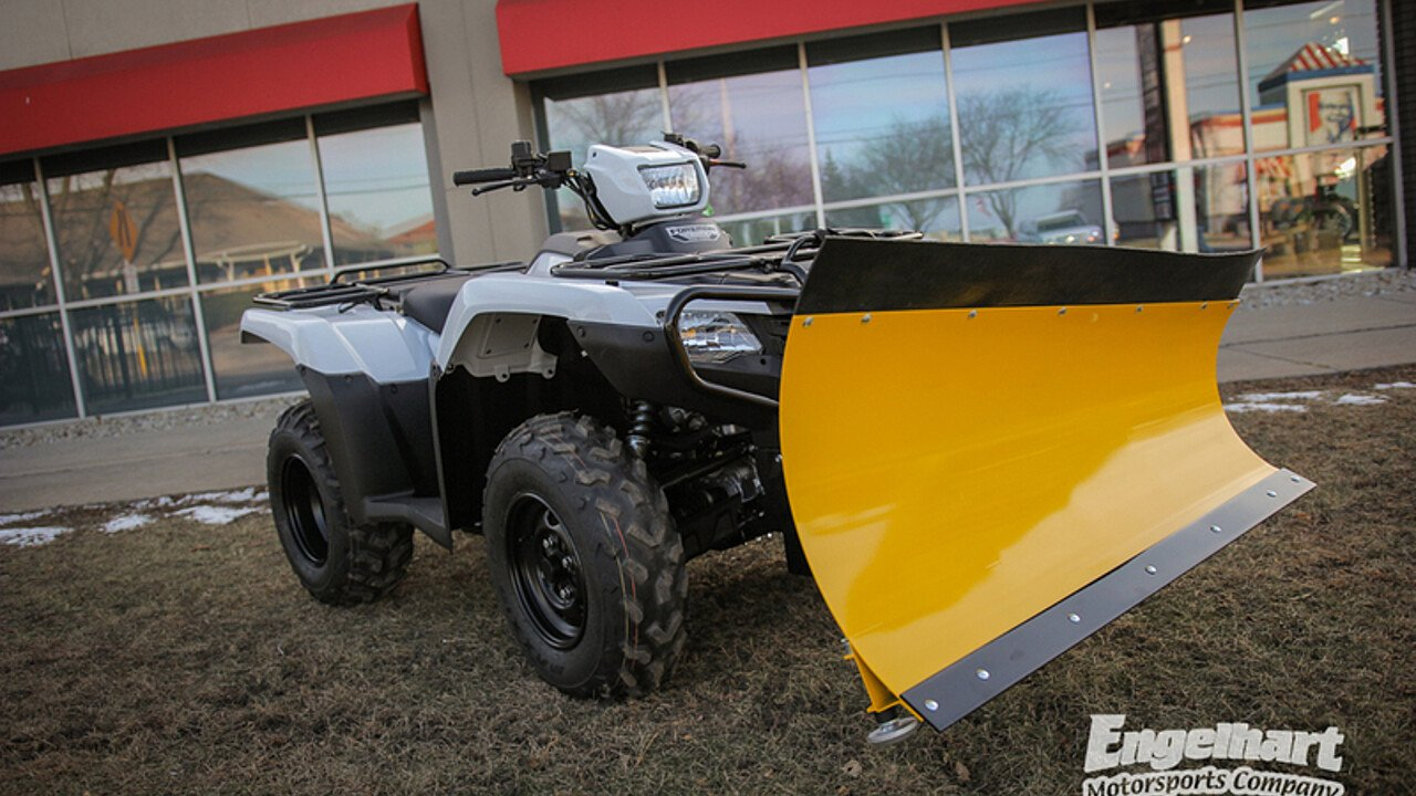 2017 Honda FourTrax Foreman 4x4 ES EPS for sale 200582088