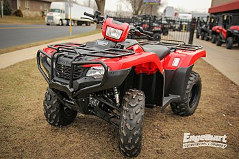 2017 Honda FourTrax Foreman 4x4 ES EPS for sale 200582252